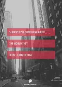 show them
